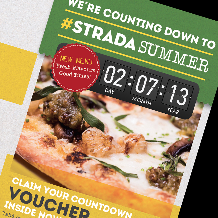 Strada count down